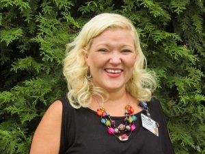 Dementia Care Coordinator Mary Arthur